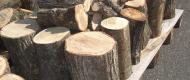 薪の販売も行っています